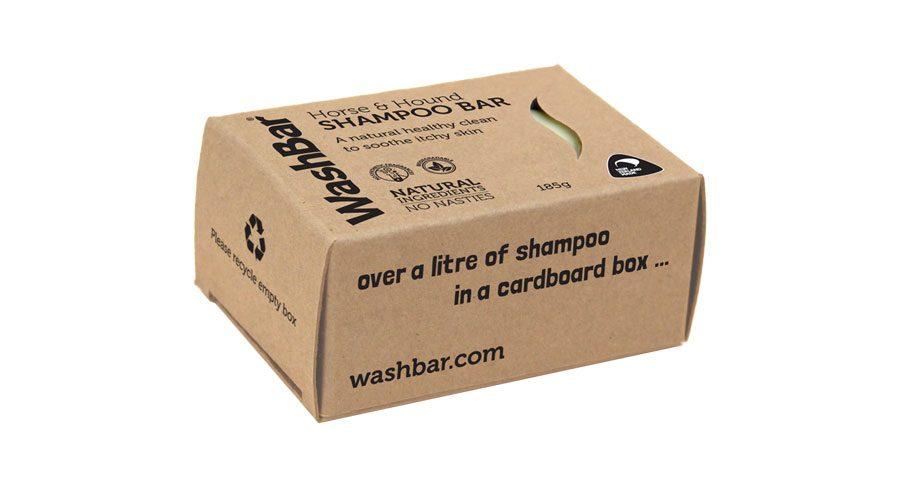 Horse & Hound Shampoo Bar Washbar Natural Dog Shampoo