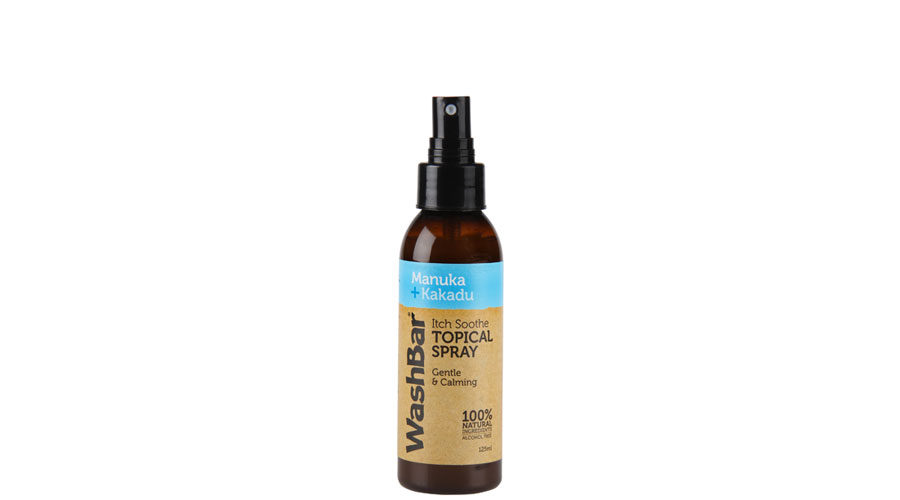 Itch Soothe range Washbar Natural Dog Shampoo