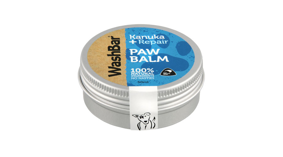 Paw Balm Washbar Natural Dog Shampoo